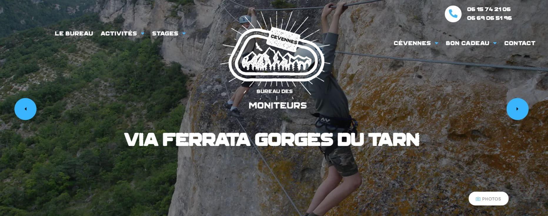 Creation site internet association sportive Toulouse muret montauban occitanie midi pyrénées haute garonne