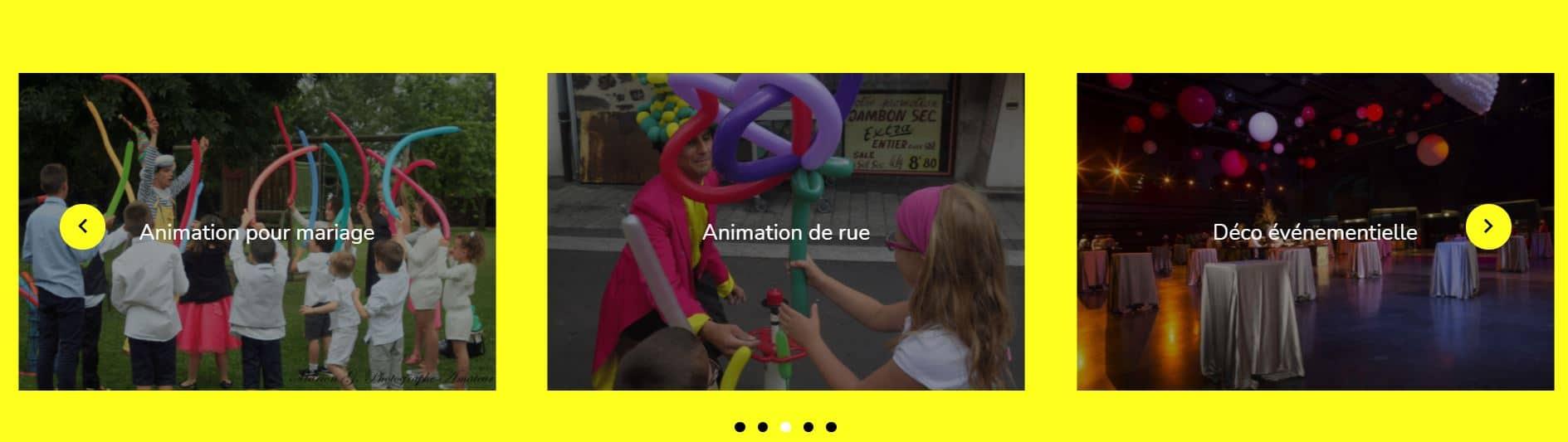 Création site internet pour intermittent du spectacle Toulouse, Haute Garonne, Midi-Pyrénées Occitanie